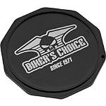 Biker's Choice Motorcycle Coaster - Skull - Biker's Choice Dirt Bike Products