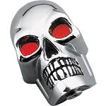 Biker's Choice Skull Marker Lamp Set -  Cruiser Lights & Lighting