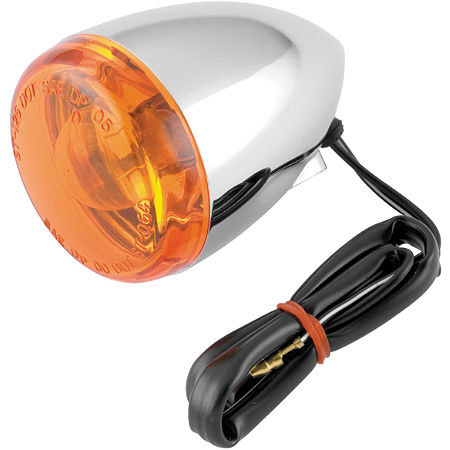 Biker's Choice Front Bullet Turn Signal - Main