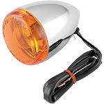 Biker's Choice Front Bullet Turn Signal - Biker's Choice Cruiser Lighting
