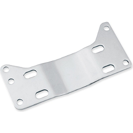 Biker's Choice Late Style Transmission Plate - U.S.A. Made - Dynojet Stage 7 Thunderslide Jet Kit