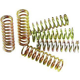 Barnett Heavy Duty Clutch Springs - 2007 Honda CRF250R Barnett Clutch Kit With Carbon Fiber Friction Plates