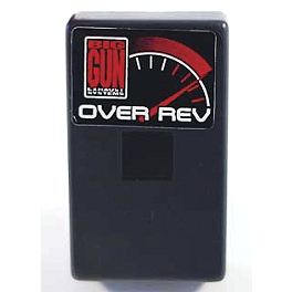 Big Gun Rev Box - 2000 Honda TRX300EX Trail Tech Vapor Computer Kit - Silver