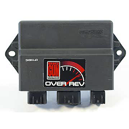 Big Gun Rev Box - 2008 Yamaha GRIZZLY 660 4X4 FMF Power Up Jet Kit