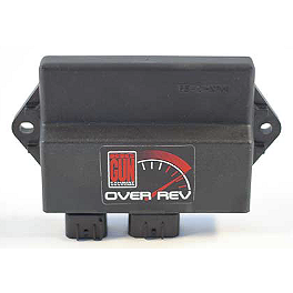 Big Gun Rev Box - 2006 Kawasaki KFX700 Trail Tech Dashboard Bar Mount For Vapor/Vector Computer - Oversize 1-1/8