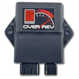 Big Gun Rev Box - 2003 Kawasaki KFX400 Trail Tech Vapor Computer Kit - Stealth
