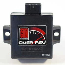 Big Gun Rev Box - 2004 Polaris PREDATOR 500 Trail Tech Vapor Computer Kit - Silver