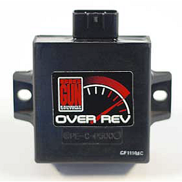 Big Gun Rev Box - 2005 Polaris PREDATOR 500 Trail Tech Vapor Computer Kit - Stealth