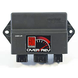 Big Gun Rev Box - 2008 Yamaha RHINO 450 Trail Tech Vapor Computer Kit - Silver