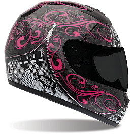 Bell Arrow Helmet - Zipped - HJC CL-Y Youth Helmet - Razz