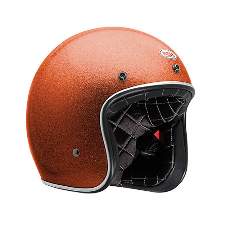 Bell Custom 500 Helmet - Metal Flake - Main