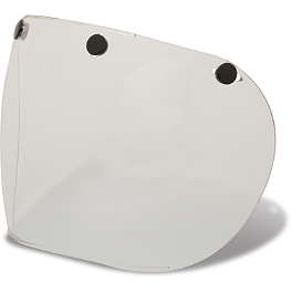 Bell 3 Snap Retro Shield - Bell Paulson 3-Snap Flip Shield