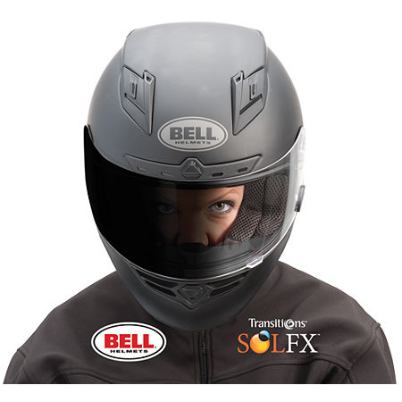 Bell Transitions SOLFX Photochromic ClickRelease Shield - Main