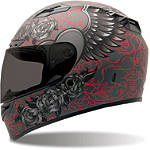 Bell Vortex Helmet - Archangel -  Open Face Motorcycle Helmets