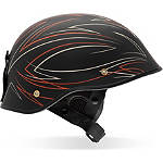 Bell Drifter DLX Helmet - Pin Stripe - Bell Cruiser Products