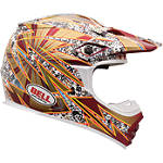 Bell MX-2 Revolt Helmet - Bell Dirt Bike Riding Gear