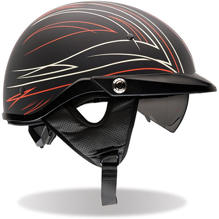 Bell Pit Boss Helmet - Pin Stripe - Main