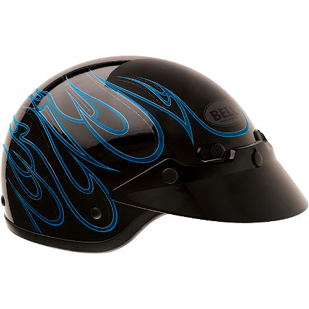 Bell Shorty Flames Helmet - Main