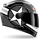 Bell Vortex Helmet - Attack - Bell Cruiser Full Face