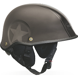 Bell Drifter Deluxe Helmet - Black Ops - Speed & Strength SS500 Helmet - Tough As Nails