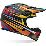 Bell MX-2 Helmet - Breaker - Bell Dirt Bike Off Road Helmets