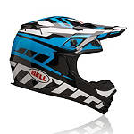 Bell MX-2 Helmet - Quantum - Bell Dirt Bike Helmets and Accessories