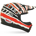 Bell MX-2 Helmet - Reverb - Bell Dirt Bike Protection