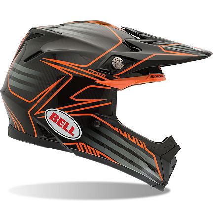 Bell Moto-9 Carbon Helmet - Pinned - Main