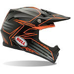 Bell Moto-9 Carbon Helmet - Pinned - Bell Utility ATV Riding Gear