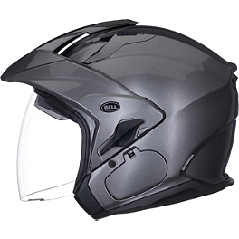 Bell MAG-9 Helmet - Rally - Bell Sena Communication Kit