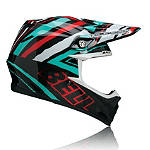 Bell Moto-9 Carbon Helmet - Tagger Scrub - BELL-PROTECTION Dirt Bike kidney-belts
