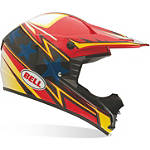 Bell SX-1 Helmet - Apex - Dirt Bike Off Road Helmets