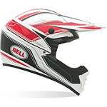 Bell SX-1 Helmet - Tracer - Dirt Bike Riding Gear
