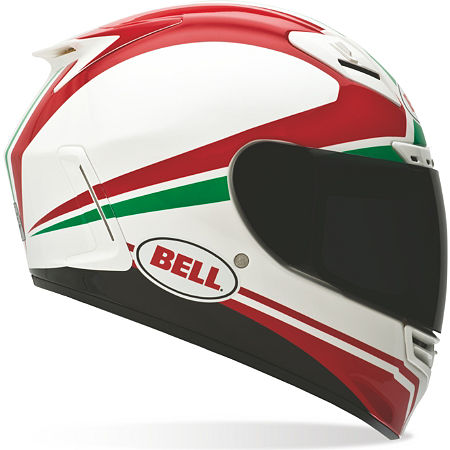 2013 Bell Star Race Day Helmet - Tricolore - Main