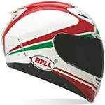 2013 Bell Star Race Day Helmet - Tricolore - Bell Full Face Dirt Bike Helmets