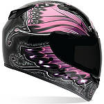Bell Vortex Helmet - Monarch - Womens Bell Full Face Motorcycle Helmets