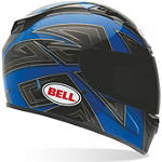 Bell Vortex Helmet - Flack - Mens Full Face Motorcycle Helmets