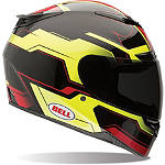 Bell RS-1 Helmet - Speed Hi-Vis - Full Face Dirt Bike Helmets