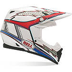 Bell Moto-9 Helmet - Hurricane - Bell Dirt Bike Protection