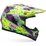 Bell Moto-9 Helmet - Unit - Dirt Bike Off Road Helmets