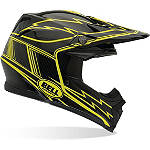 Bell Moto-9 Carbon Helmet - Hurricane - Bell Dirt Bike Protection