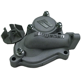 Boyesen Supercooler Water Pump Kit - 2006 Kawasaki KX450F Boyesen Quick Shot 2 Accelerator Pump Cover