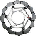 Braking Batfly Brake Rotor - Front - BRAKING-FEATURED Braking Dirt Bike