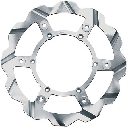 Braking Batfly Cross Brake Rotor - Front - Main