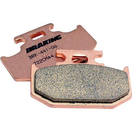 Braking CM44 Brake Pads - Rear - Main
