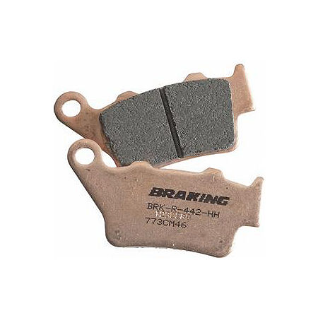 Braking CM46 Race Compound Brake Pads - Rear - Main