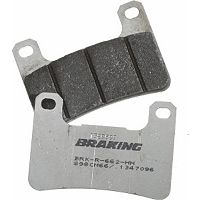 Braking CM66 Race Compound Brake Pads - Front