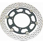 Braking R-FIX Brake Rotor - Rear - Yamaha YZF600R Motorcycle Brakes