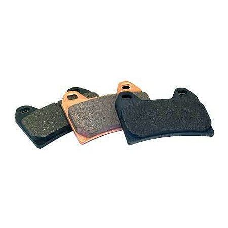Braking SM1 Semi-Metallic Brake Pads - Rear - Main
