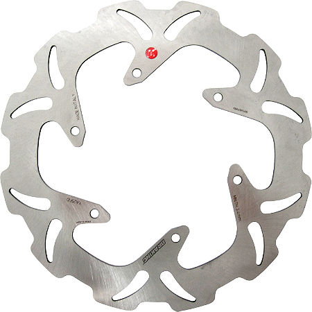 Braking W-FIX Brake Rotor - Front - Main